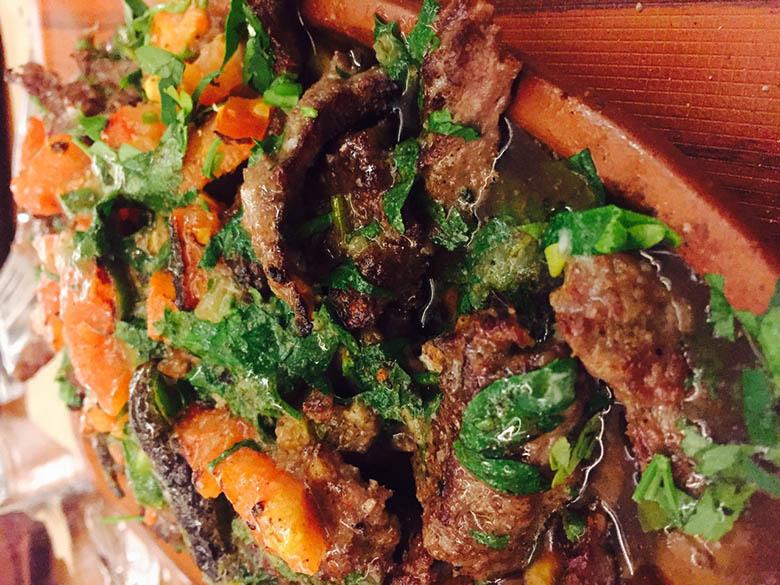 Konya Tirit Kebabı Tarifi